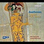 Hiro Kurosaki Beethoven: Complete Violin Sonatas, Vol. 2