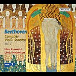 Hiro Kurosaki Beethoven: Complete Violin Sonatas, Vol. 3