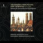 Sergio Azzolini Durnitz: Sonatas For Classical Bassoon And Fortepiano
