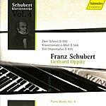Gerhard Oppitz Schubert: Piano Works, Vol. 4