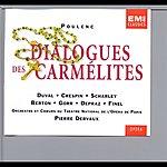 Pierre Dervaux Poulenc: Dialogues Des Carmélites