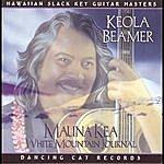 Keola Beamer Mauna Kea--White Mountain Journal