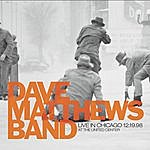 Dave Matthews Band Live In Chicago 12.19.98 At The United Center