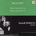 Columbia Symphony Orchestra Mozart: Piano Concertos Nos. 23 & 27 [Rudolf Serkin - The Art Of Interpretation]