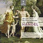 Philip Ledger Handel : Alexander's Feast