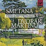 Endellion String Quartet Dvorak/Smetana/Martinu - String Works