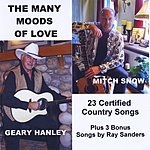 Geary Hanley The Many Moods Of Love