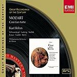 Elisabeth Schwarzkopf Mozart: Così Fan Tutte