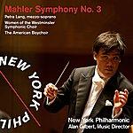 New York Philharmonic Mahler Symphony No. 3
