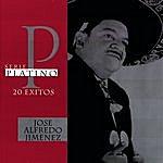 José Alfredo Jiménez Serie Platino