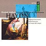 Elizabeth Wallfisch Sinfonia Concertante & Violin Concertos In C & G