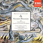 Sir Adrian Boult Vaughan Williams: Job, Concerto For Two Pianos & Orchestra