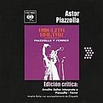 Amelita Baltar Edición Crítica: Amelita Baltar Interpretreta A Piazzolla - Ferrer