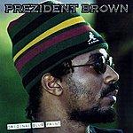President Brown Original Blue Print