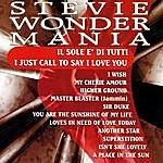Spanky Stevie Wonder Mania
