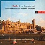Bob Van Asperen Handel - Organ Concertos Op. 4