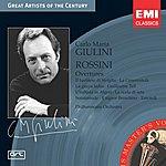 Carlo Maria Giulini Rossini: Overtures (2004 Digital Remaster)