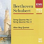 Alban Berg Quartet Beethoven: String Quartet No.11/Schubert: String Quartet No.13