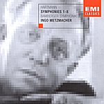 Ingo Metzmacher Hartmann: Sinfonien Nr.1-8 · 1.-3.cd
