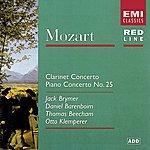 Sir Thomas Beecham Mozart: Clarinet Concerto/Piano Concerto No. 25