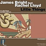 James Bright Little Things (2-Track Single)