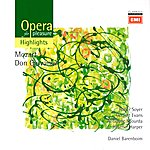 Daniel Barenboim Don Giovanni-Highlights