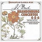 Peter Wohlert Brandenburg Concertos 4-6