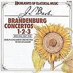 Peter Wohlert Bach-Brandenburg Conc 1-3