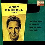 Andy Russell Vintage Vocal Jazz / Swing No. 94 - Ep: Adios Muchachos