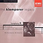 Otto Klemperer Beethoven Symphony 8 & Leonore Overtures 1,2,3