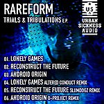 The Rare Form Band Trials And Tribulations EP
