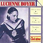 Lucienne Boyer Ciné-Stars : Lucienne Boyer