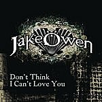 Jake Owen Don't Think I Can't Love You (Single)