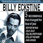 Billy Eckstine Savoy Jazz Super - Ep