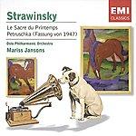 Oslo Philharmonic Orchestra Strawinsky: Le Sacre Du Printemps/Petruschka
