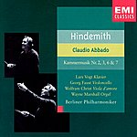 Claudio Abbado Hindemith: Kammermusik Vol.2