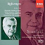 Artur Schnabel Bach: Piano Recital