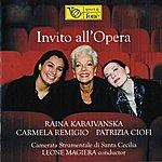 Raina Kabaivanska Invito All'opera