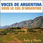 Maria Elena Walsh Voces De Argentina - Sous Le Ciel D'argentine