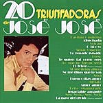 José José 20 Triunfadoras De Jose Jose
