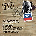Valery Gergiev Prokofiev: Operas