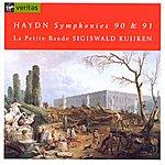 Sigiswald Kuijken Symphonies Nos.90 & 91