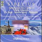 Sir Alexander Gibson Symphonies Etc.