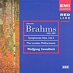 Wolfgang Sawallisch Symphony No.2 & 3