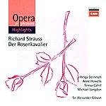 Sir Alexander Gibson Der Rosenkavalier (Highlights)