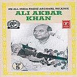 Ali Akbar Khan Ali Akbar Khan(Sarod (Vol. 5))
