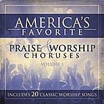 Studio Musicians America's Favorite Praise And Worship Choruses