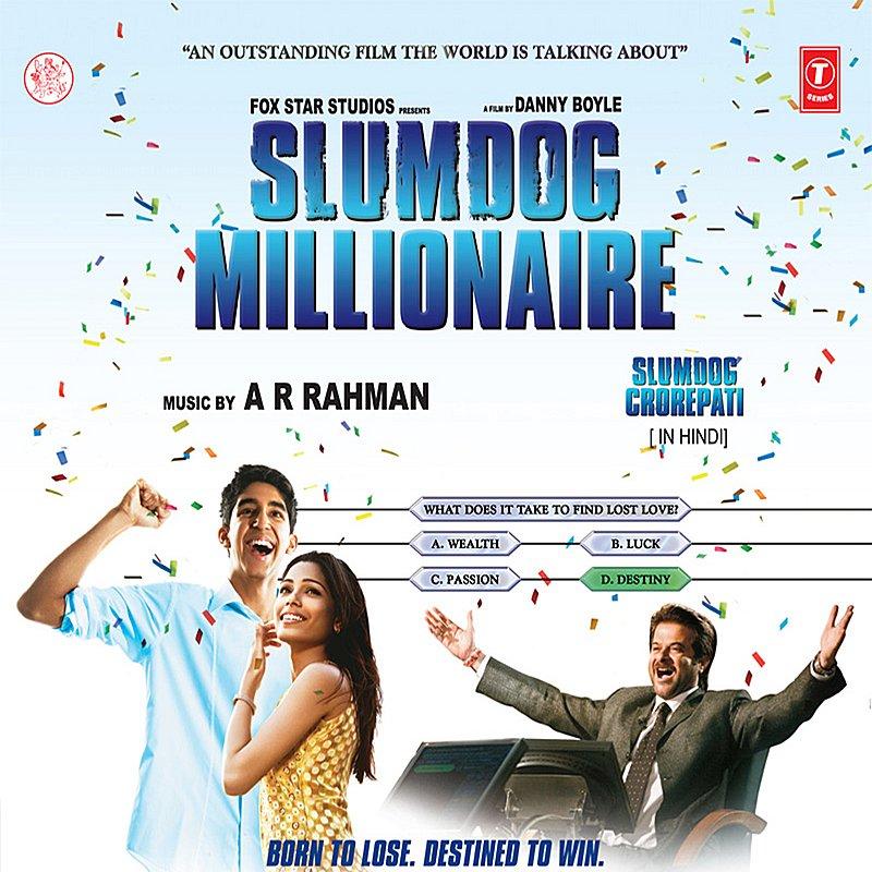 Cover Art: Slumdog Millionaire