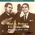 Los Compadres The Music Of Cuba - Son & Bolero / Recordings 1949 - 1959, Vol. 1