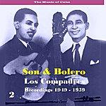 Los Compadres The Music Of Cuba - Son & Bolero / Recordings 1949 - 1959, Vol. 2